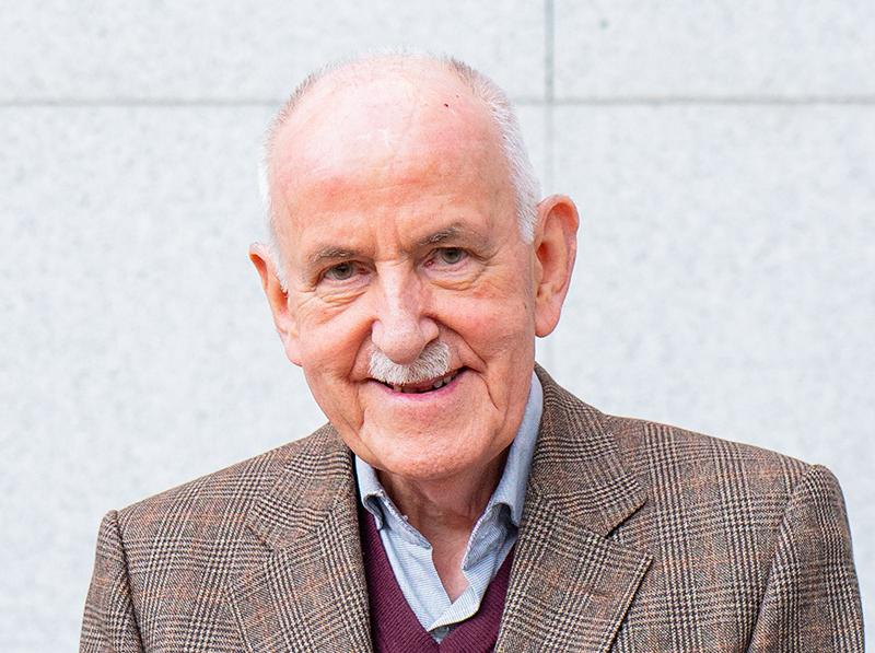 """Dr. Helmut Rieche: """"Fast 45 Prozent aller Einbrüche scheitern an Sicherungstechnik."""" Foto: © Nicht bei mir!"""