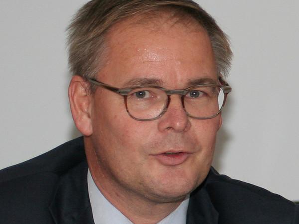 Für Frank Lange, dem neuen Geschäftsführer des VFF, war es der erste Jahreskongress unter seiner Leitung. Foto: © Vössing
