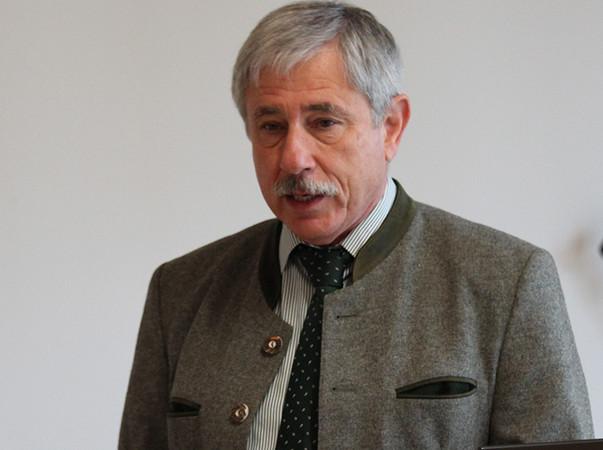 Dr. Hans-Joachim Riechers, Hauptgeschäftsführer des VDPM. Foto: © Fraunhofer IBP / Christoph Schwitalla