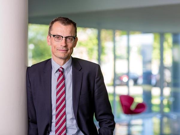 Ralf Kern, Geschäftsführer von Rademacher. Foto: © Rademacher