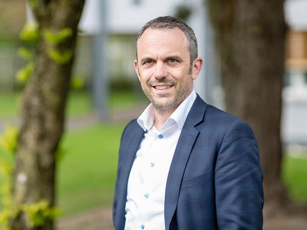 Ebenfalls Mitglied der Geschäftsleitung sowie Prokurist ist Andreas Dölker. Foto: © Rademacher