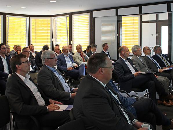 Die Jahresmitgliederversammlung 2019 des FVSB in Velbert war ein voller Erfolg. Foto: © FVSB