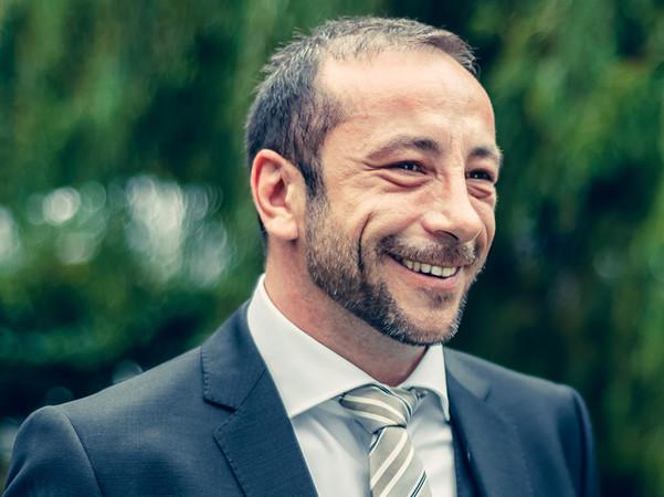 Alexander Akgül ist als verantwortlicher Geschäftsführer für den Bereich Technik zuständig. Foto: © Semcoglas Holding GmbH