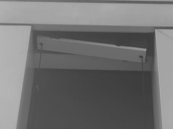 Beispiel für eine Unterschreitung der Mindestbreite der Lamellen. Foto: © KD Fassadenplanung