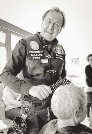 Foto: © Barber Angels Brotherhood e.V. / Viola Hedtke Decker / Emotion-Fotos.eu