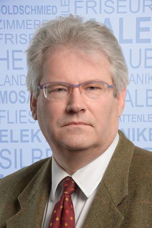 Präsentiert Die Woche im Handwerk: Chefredakteur Stefen Buhren. Foto: © Andreas Buck