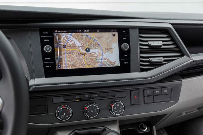 Der neue T6.1 ist voll digital Foto: © VW Nutzfahrzeuge
