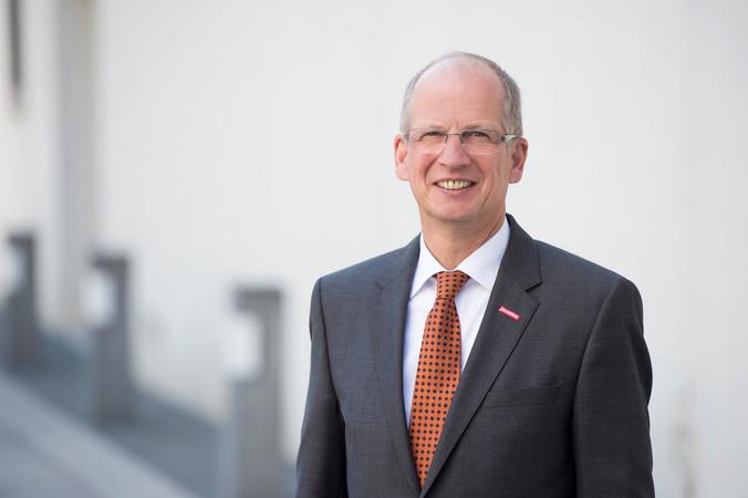 Rainer Reichhold, Präsident des BWHT Foto: © BWHT