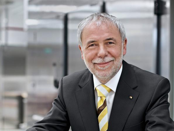 Michael Wippler, Präsident des Zentralverbandes des Deutschen Bäckerhandwerks. Foto: © Zentralverband des Deutschen Bäckerhandwerks e. V. / Darius Ramazani