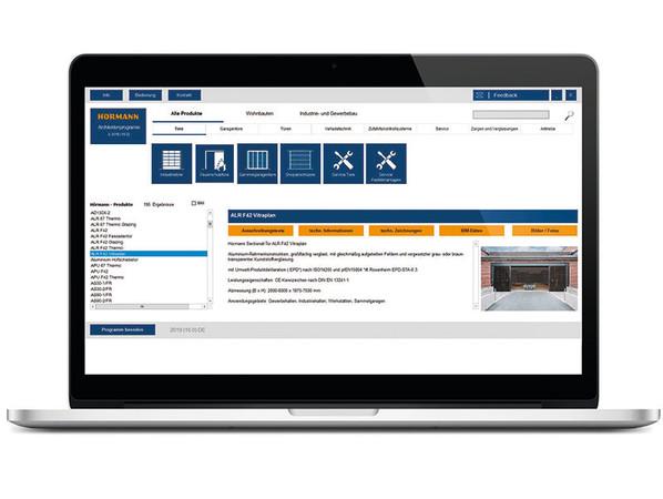 Die BIM Daten der Hörmann Produkte sind über das Hörmann Architektenprogramm abrufbar. Darüber hinaus unterstützt ein eigenes Team bei Fragen via Telefon oder E-Mail. Foto: © Hörmann