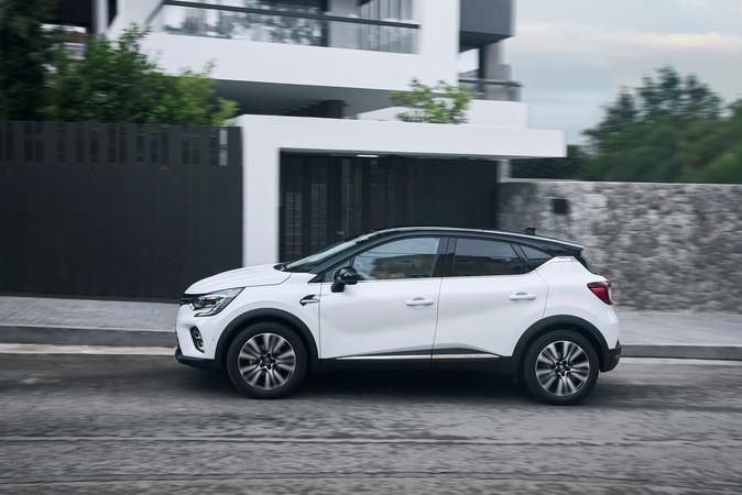 Die zweite Modellgeneration des Renault Captur. Foto: © Renault