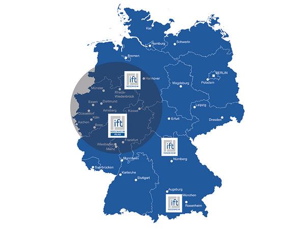 Mit dem iftLAB im Herzen von NRW werden die Prüfmöglichkeiten in dieser Region deutlich verbessert. Foto: © ift Rosenheim
