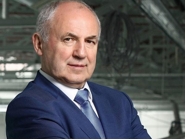 Leszek Gierszewski, Gründer und Vorstandsvorsitzender der Drutex S.A. Foto: © Drutex