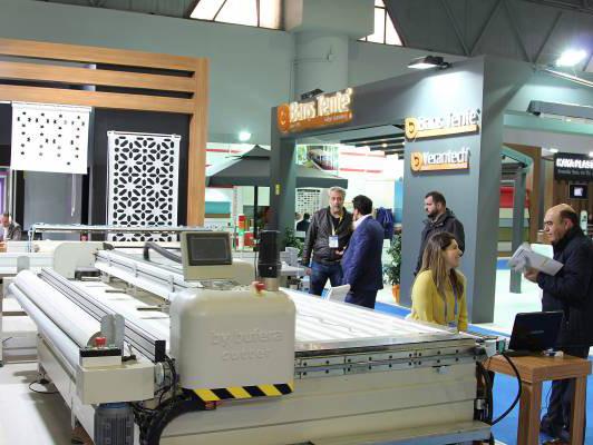 Für den türkischen Markt ist die Fachmesse als Branchentreff gesetzt. Foto: © Messe Stuttgart