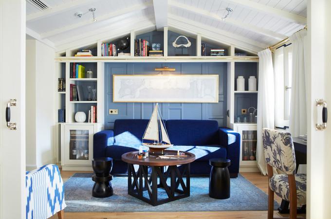 Das Cort verfügt über 14 gemütlich eingerichtete Suiten und zwei Doppelzimmer. Foto: © Francisco Garvi