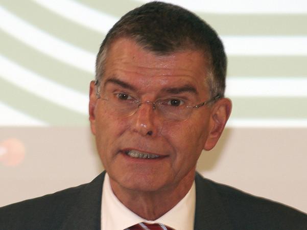 Bundesinnungsmeister Martin Gutmann war schon im September von seinen Vorstandskollegen die Zusammenarbeit verweigert worden. Foto: © Vössing