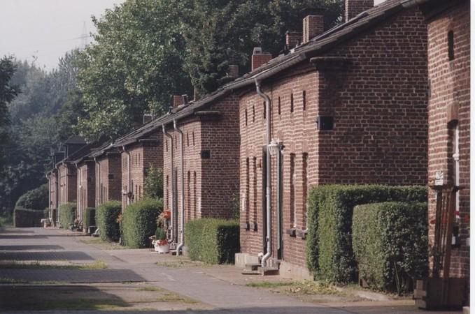 Die Siedlung Eisenheim - älteste Zechensiedlung im Ruhrgebiet Foto: © LVR-Industriemuseum