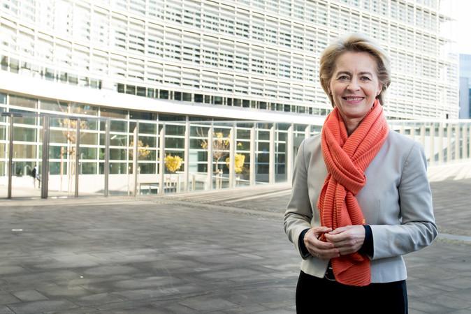 Ursula von der Leyen Foto: © EU