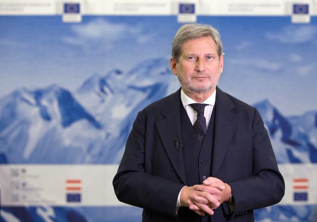 Johannes Hahn Foto: © EU