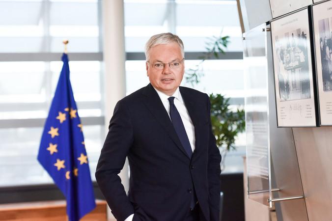 Didier Reynders Foto: © EU