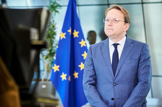 Oliver Varhelyi Foto: © EU/Dati Bendo