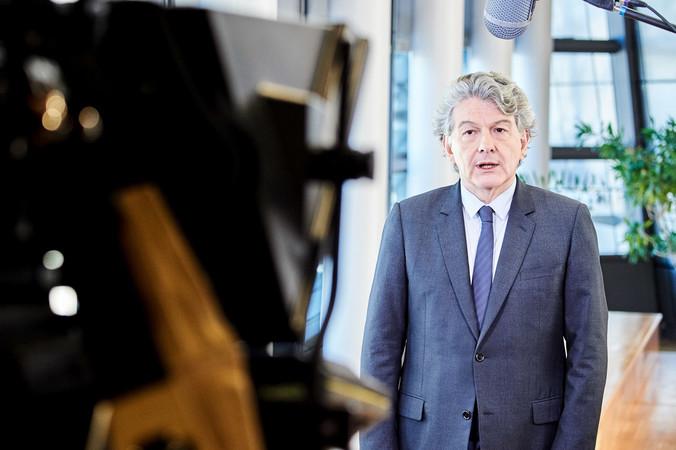 Thierry Breton Foto: © EU/Dati Bendo