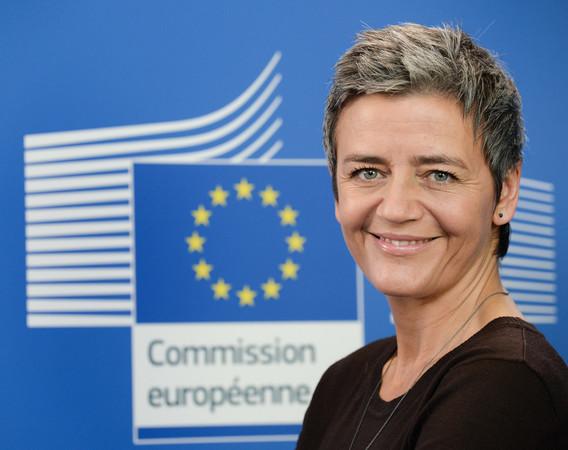 Margrethe Vestager Foto: © EU