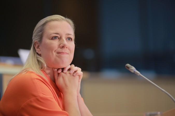 Jutta Urpilainen Foto: © EU/Aurore Martignoni