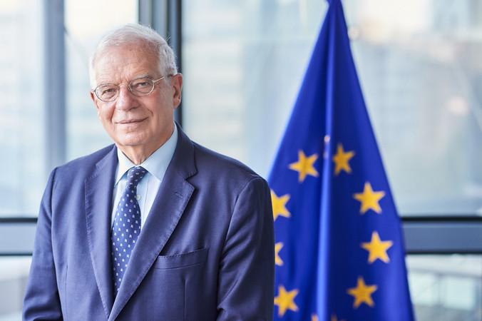 Josep Borrell Foto: © EU/Dati Bendo