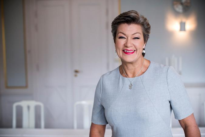 Ylva Johansson Foto: © Kristian Pohl/Regeringskansliet