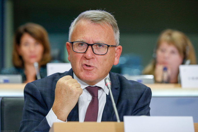 Nicolas Schmit Foto: © European Union 2019 - Source: EP