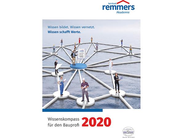 Wissen bildet. Wissen vernetzt. Wissen schafft Werte. So startet der Wissenskompass ins Jahr 2020. Foto: © Bernhard Remmers Akademie, Löningen