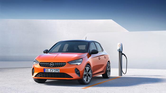 Die elektrische Variante des Opel Corsa kommt zum Frühjahr 2020 auf den Markt. Foto: © Opel
