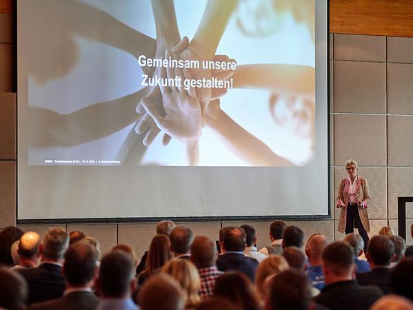 Angelique Renkoff-Mücke, Vorstandsvorsitzende von Warema. Foto: © Warema