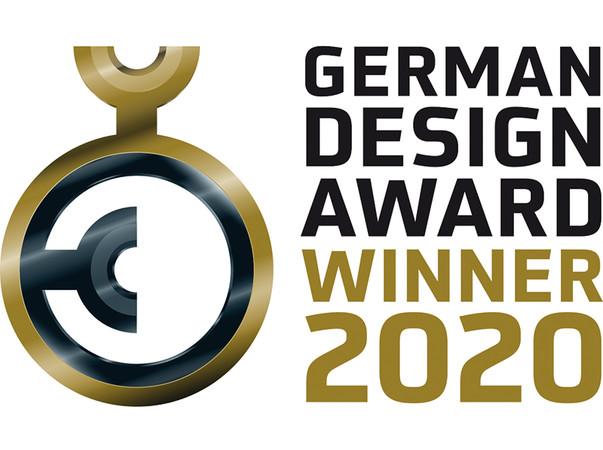 Der German Design Award wird jährlich für Produkte und Kommunikationsdesignleistungen verliehen, die sich besonders durch ihre gestalterische Qualität auszeichnen. Foto: © Rat für Formgebung