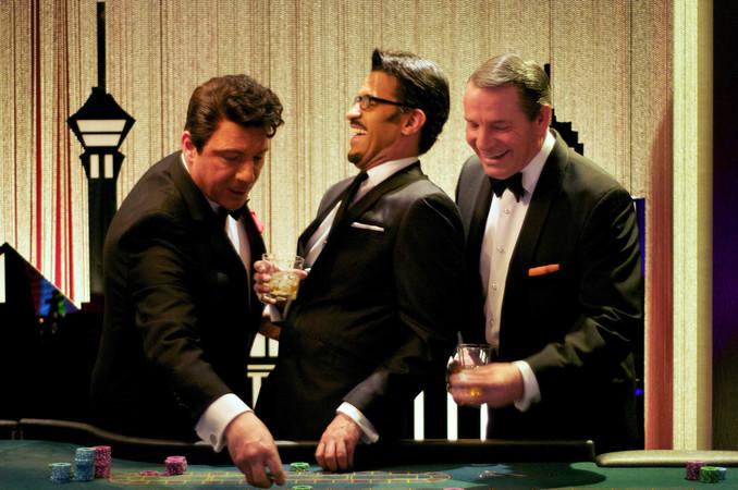Unvergleichlich: Die Show Sinatra & Friends holt die Musik der unvergesselichen Showlegenden zurück. Foto: © Promo
