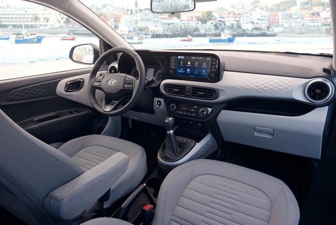 Der neue Hyundai i10 Foto: © Hyundai