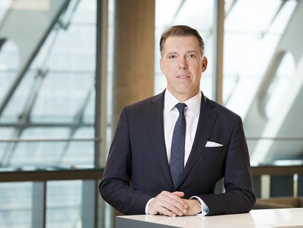 Harald Vogelsang: Neuer CFO der Rehau Gruppe. Foto: © Rehau