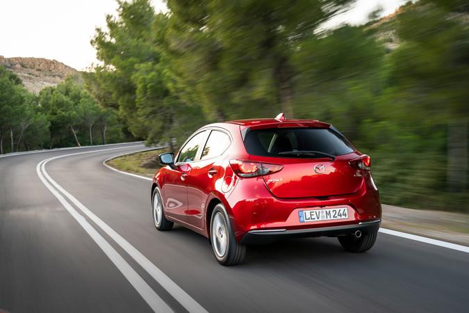 Der Mazda2 fährt sich ausgesprochen handlich und ist ein leiser Vertreter seiner Klasse. Foto: © Mazda