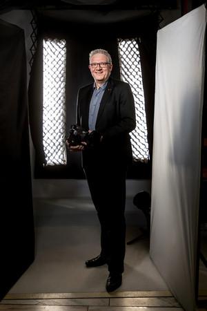 Peter Meulmann ist Inhaber der Fotoschmiede in Rheinberg Foto: © Pia Basner/fotoschmiede.de
