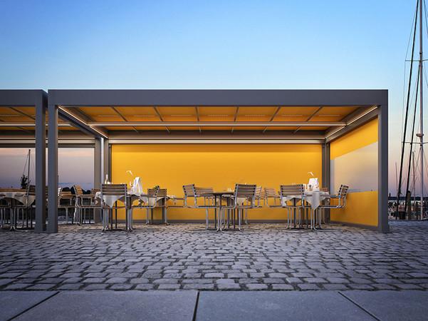 Neben der reinen Produktentwicklung wird auch der Bereich der Planungsleistungen deutlich weiterentwickelt. Foto: © Markilux
