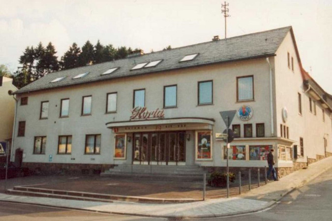 Als hier noch Filme liefen: das Gloria 1989. Foto: © Wegavision