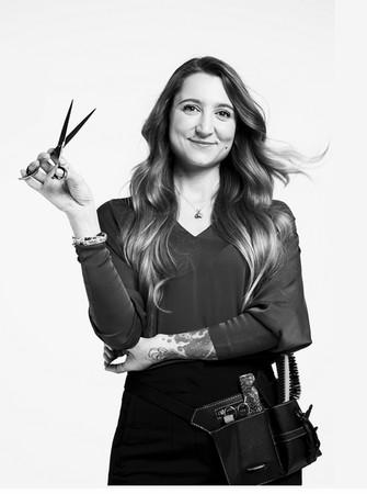 Claudia Ziegler ist Friseurin und Kampagnenbotschafterin Foto: © DHKT / handwerk.de