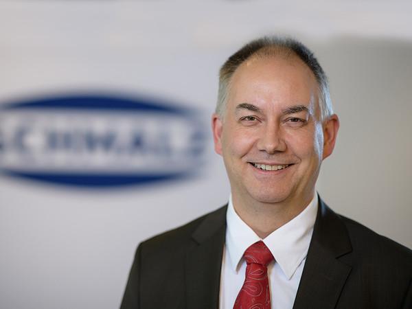Dr. Hinrich Dohrmann, Geschäftsführer der J. Schmalz GmbH, sieht in Wachstumsmarkt Oberösterreich viel Potenzial für die Schmalz-Vakuumtechnologie. Foto: © Schmalz GmbH