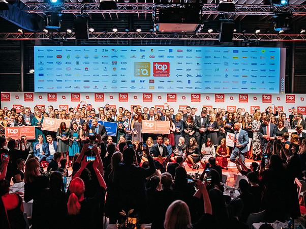 Über 1600 Top Employer in 119 Ländern und Regionen auf fünf Kontinenten wurden in diesem Jahr ausgezeichnet. Foto: © Top Employers Institute