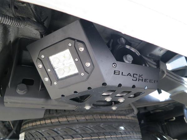Für bessere Sichtverhältnisse, Rückfahrscheinwerfer von BlackSheep! Foto: © BlackSheep