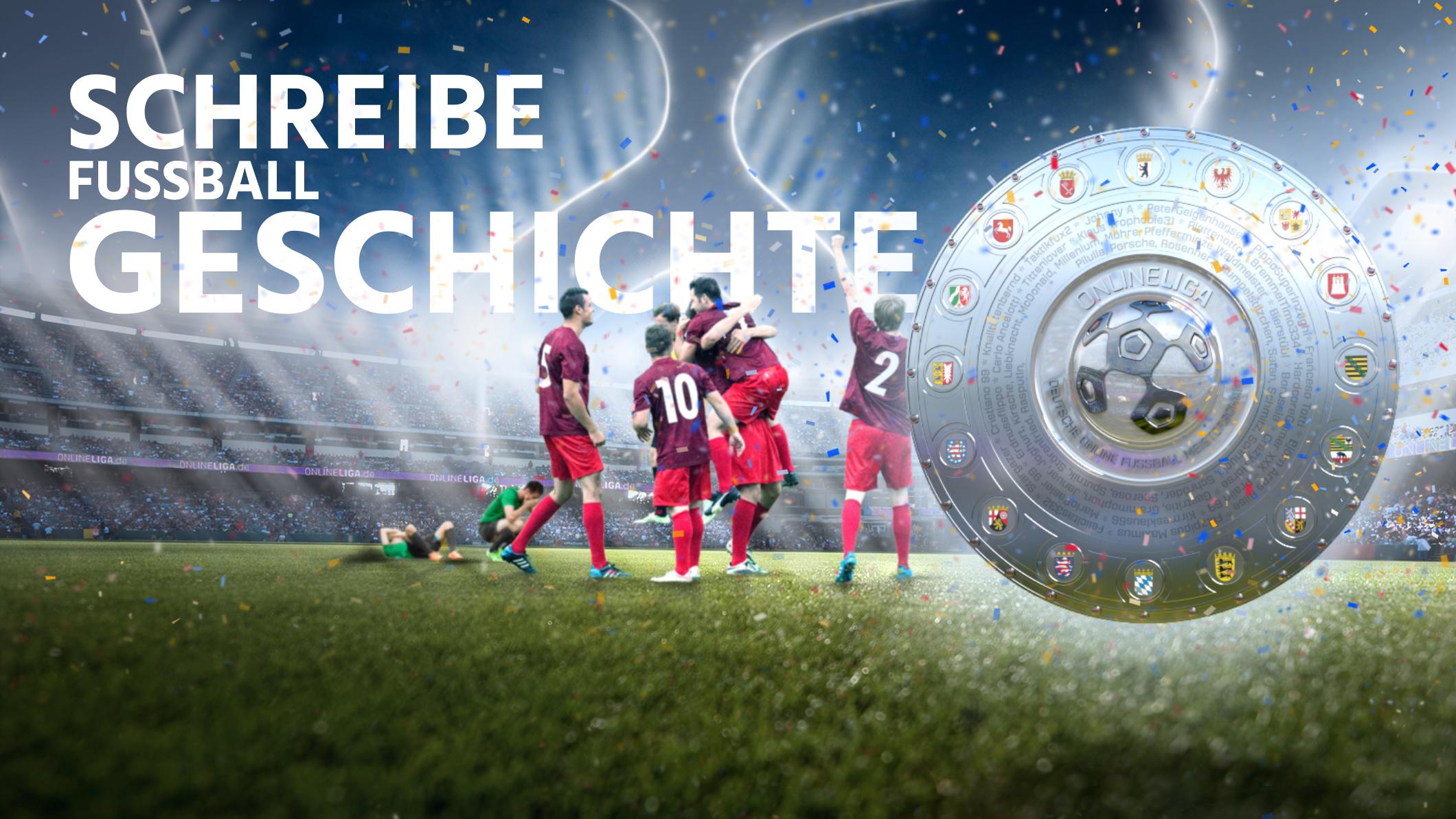 Mit Onlineliga schaffen es User bis zur Deutschen Fußballmeisterschaft. Foto: © Online Football Association