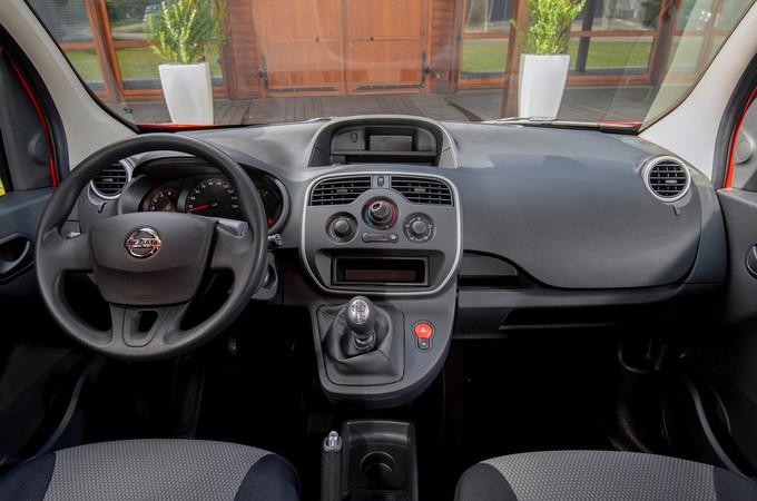 Der Nissan NV250 Foto: © Nissan