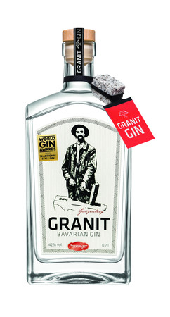 GRANIT Gin von Penninger Foto: © Penninger
