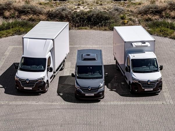 Der Renault Master Foto: © Renault